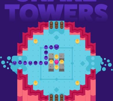 Snake Towers Ekran Görüntüleri - 5