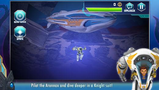 The Deep: Sea of Shadows Ekran Görüntüleri - 4