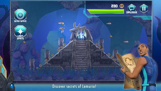The Deep: Sea of Shadows Ekran Görüntüleri - 2