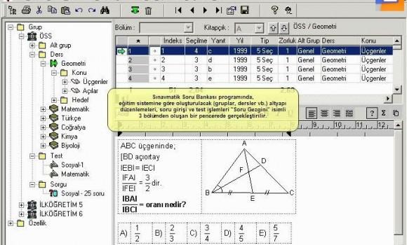 SınavMatik Ekran Görüntüleri - 1