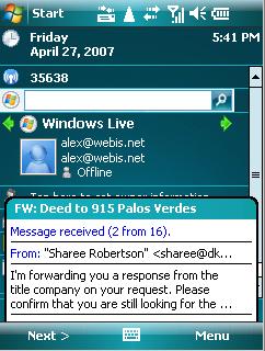 FlexMail Ekran Görüntüleri - 3