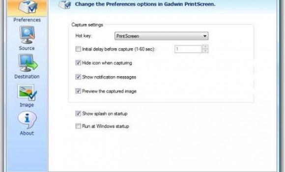 Gadwin PrintScreen Ekran Görüntüleri - 2