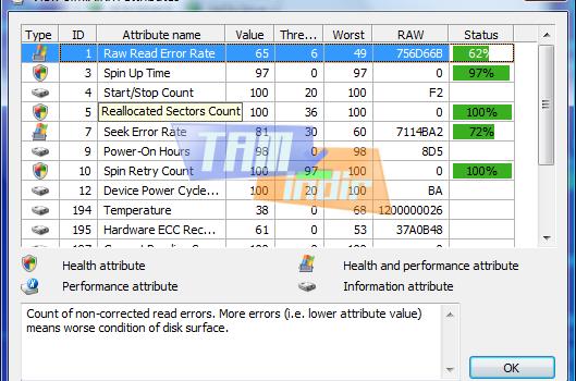 HDDlife Pro Ekran Görüntüleri - 1