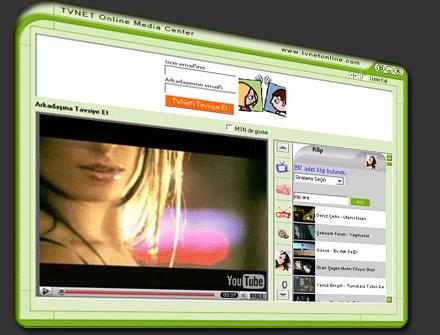 Tvnet Online Media Center Ekran Görüntüleri - 1