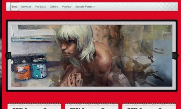 WPThemeGenerator Ekran Görüntüleri - 2