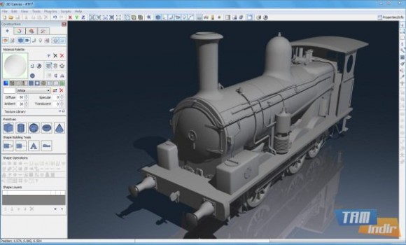3DCrafter Ekran Görüntüleri - 3