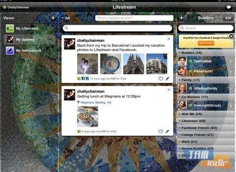 AIM (AOL Instant Messenger) Ekran Görüntüleri - 3