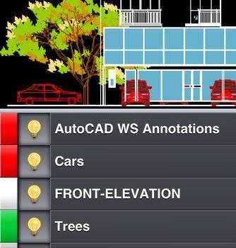 AutoCAD WS Ekran Görüntüleri - 3