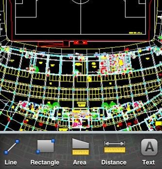 AutoCAD WS Ekran Görüntüleri - 5