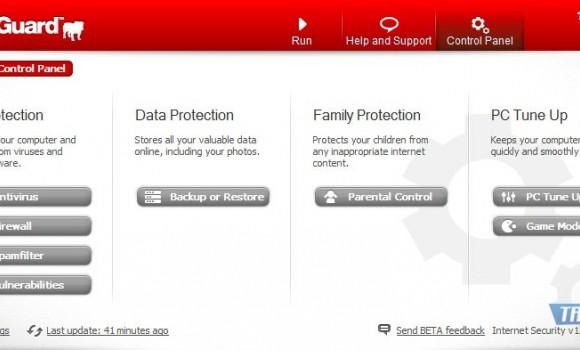 BullGuard Internet Security Ekran Görüntüleri - 2