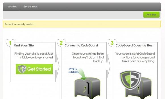 CodeGuard Ekran Görüntüleri - 2