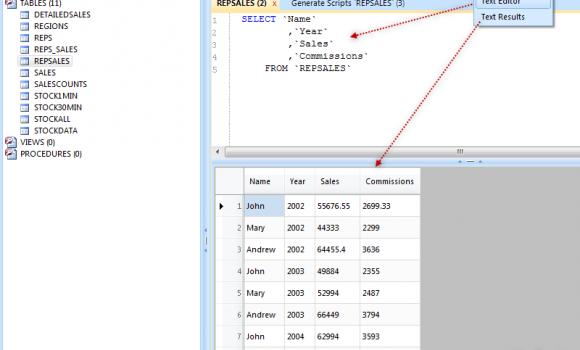 Database .NET Ekran Görüntüleri - 1
