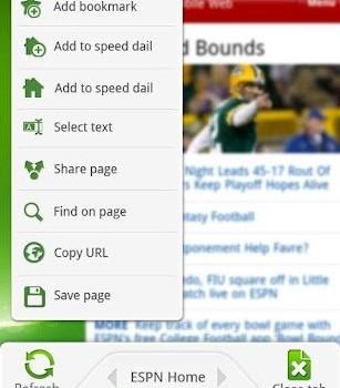 Dolphin Browser Mini Ekran Görüntüleri - 1
