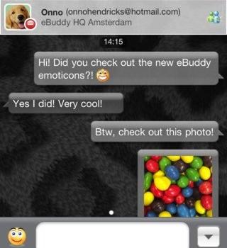eBuddy Pro Messenger Ekran Görüntüleri - 2