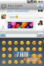 eBuddy XMS Ekran Görüntüleri - 2