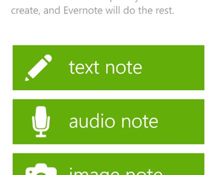 Evernote Mobil Ekran Görüntüleri - 3
