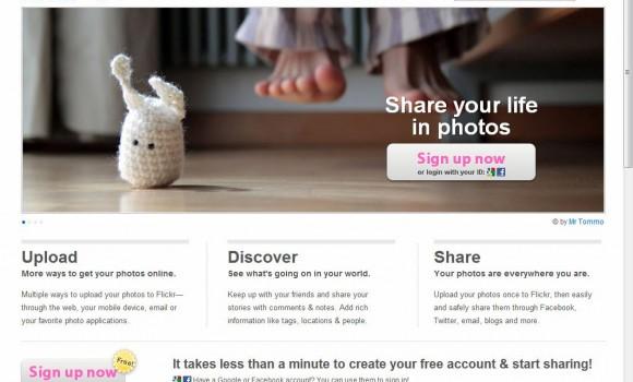 Flickr Ekran Görüntüleri - 2