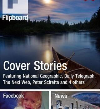 Flipboard Ekran Görüntüleri - 5