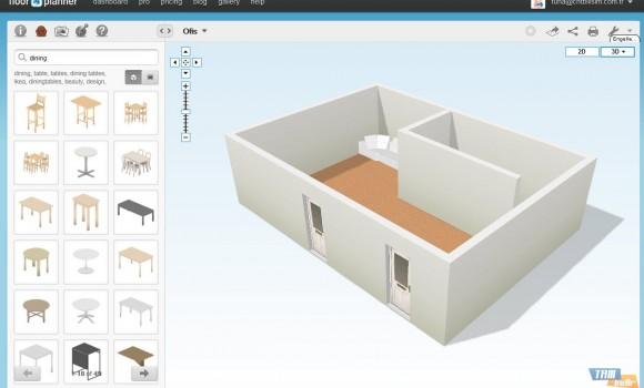 Floorplanner Ekran Görüntüleri - 1