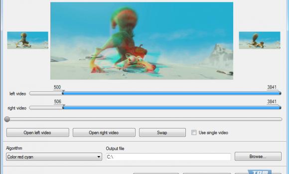 Free 3D Video Maker Ekran Görüntüleri - 1