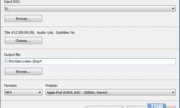 Free DVD Video Converter Ekran Görüntüleri - 1