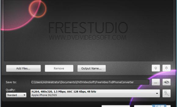 Free Video to iPhone Converter Ekran Görüntüleri - 1