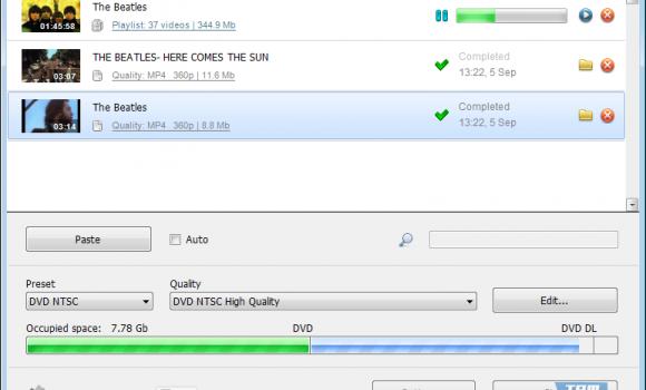 Free YouTube to DVD Converter Ekran Görüntüleri - 1