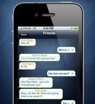 FriendCaller Video Chat Ekran Görüntüleri - 3
