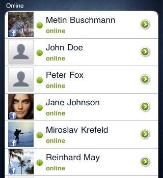 FriendCaller Ekran Görüntüleri - 2