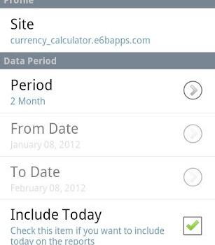 gAnalytics - Google Analytics Ekran Görüntüleri - 2
