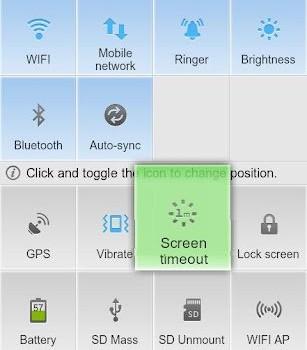 GO Switch Widget Ekran Görüntüleri - 3