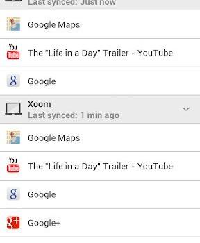 Google Chrome Ekran Görüntüleri - 3