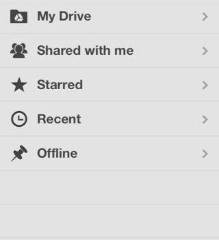 Google Drive Ekran Görüntüleri - 4