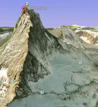 Google Earth Mobile Ekran Görüntüleri - 4