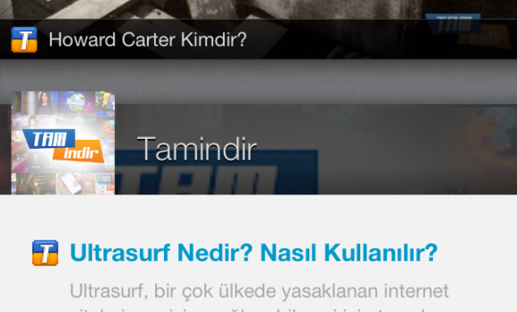 Google+ Ekran Görüntüleri - 1