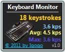 Keyboard Monitor Ekran Görüntüleri - 1