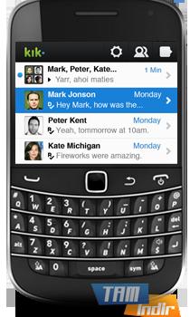 Kik Messenger Ekran Görüntüleri - 1