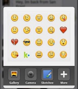 Kik Messenger Ekran Görüntüleri - 3