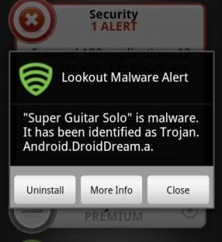 Lookout Security Ve Antivirus Ekran Görüntüleri - 4