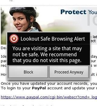 Lookout Security Ve Antivirus Ekran Görüntüleri - 3