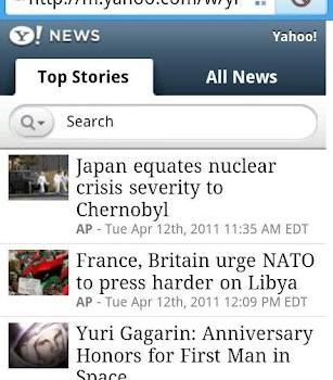 Maxthon Mobile Ekran Görüntüleri - 4