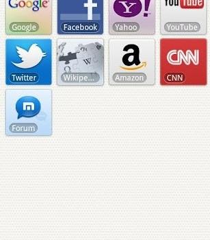 Maxthon Mobile Ekran Görüntüleri - 5