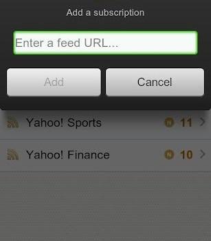 Maxthon RSS Reader Ekran Görüntüleri - 1