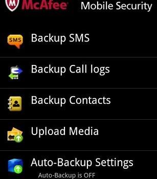 McAfee Antivirus & Security Ekran Görüntüleri - 1