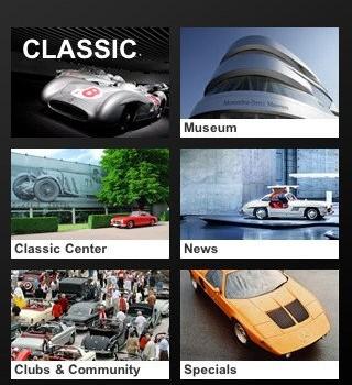 Mercedes-Benz Classic Ekran Görüntüleri - 5