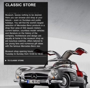 Mercedes-Benz Classic Ekran Görüntüleri - 1