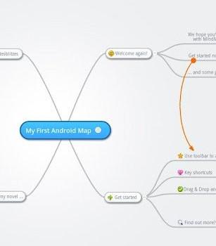 MindMeister Ekran Görüntüleri - 4