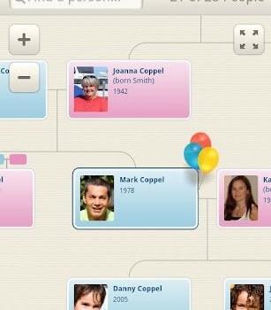 MyHeritage Ekran Görüntüleri - 2