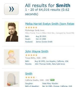 MyHeritage Ekran Görüntüleri - 5