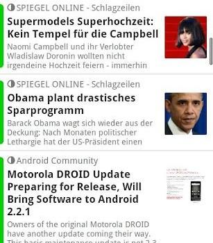 NewsRob Ekran Görüntüleri - 1